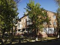 Азов, Красноармейский переулок, дом 104. многоквартирный дом
