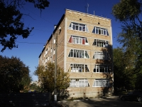Azov, Krasnoarmeysky alley, house 106А. Apartment house