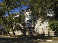 Azov, Krasnoarmeysky alley, house 110. Apartment house