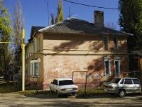 Азов, Красноармейский переулок, дом 111. многоквартирный дом