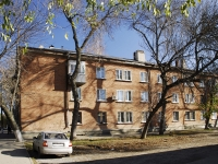 Azov, Krasnoarmeysky alley, house 117. Apartment house