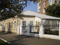 Azov, Leningradskaya st, house 33. Apartment house