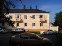 Azov, Leningradskaya st, house 34. Apartment house
