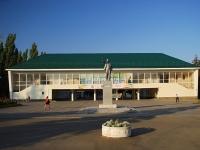 Азов, Петровский б-р, памятник