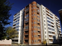 Azov, Sotsialistichesky alley, house 38. Apartment house