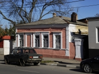 Azov, Izmaylov st, house 25. Private house