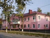 Azov, Izmaylov st, house 59. Apartment house