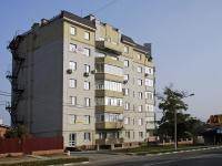 Азов, Коллонтаевский переулок, дом 54. многоквартирный дом