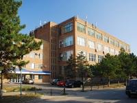 Азов, Коллонтаевский переулок, дом 70. многофункциональное здание