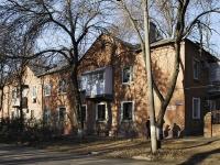 Азов, Коллонтаевский переулок, дом 92. многоквартирный дом