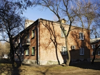 Azov, Kollontaevsky alley, house 94. Apartment house