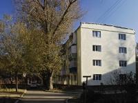 Азов, Коллонтаевский переулок, дом 102. многоквартирный дом
