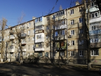 Azov, Kollontaevsky alley, house 143. Apartment house