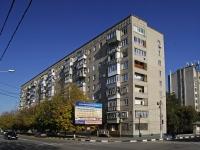 Азов, улица Московская, дом 11. многоквартирный дом