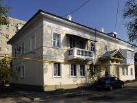 Azov, Moskovskaya st, house 32. Apartment house
