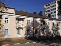 Азов, улица Московская, дом 33. многоквартирный дом