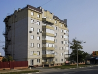 Azov, Moskovskaya st, house 91. Apartment house