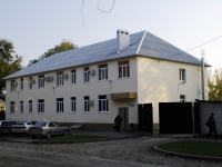 Azov, Privokzalnaya st, house 14А. office building