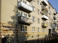 Azov, st Privokzalnaya, house 17. Apartment house