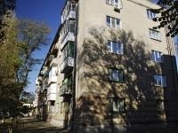 Azov, st Privokzalnaya, house 25. Apartment house