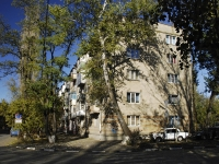 Azov, Privokzalnaya st, house 27. Apartment house