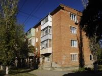 Azov, st Privokzalnaya, house 29. Apartment house