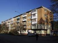 Azov, Privokzalnaya st, house 33. Apartment house