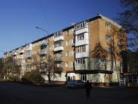 Azov, st Privokzalnaya, house 33. Apartment house