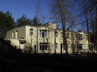 Azov, st Privokzalnaya, house 35. nursery school