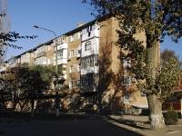 Azov, st Privokzalnaya, house 37. Apartment house
