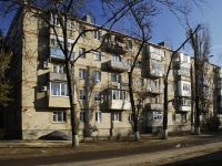 Azov, Privokzalnaya st, house 39. Apartment house