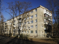 Azov, Privokzalnaya st, house 43. Apartment house