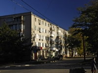 Azov, st Tolstoy, house 66. Apartment house