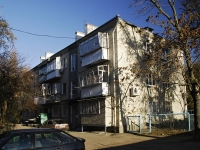 Azov, st Tolstoy, house 96. Apartment house