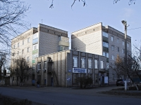 Azov, st Tolstoy, house 306. Apartment house