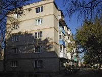 Azov, Vasiliev st, house 77. Apartment house