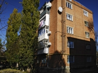 Azov, Pirogov st, house 4. Apartment house