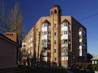Azov, Makarovsky st, house 25А. Apartment house