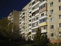 Azov, Makarovsky st, house 25. Apartment house
