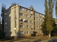 Азов, улица Макаровского, дом 29Б. многоквартирный дом