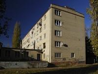 Azov, Makarovsky st, house 29Б. Apartment house