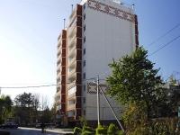 Азов, улица Макаровского, дом 31А. многоквартирный дом