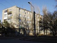 Азов, улица Макаровского, дом 100. многоквартирный дом