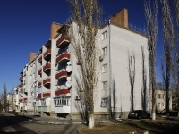 Azov, Chernomorsky alley, house 66Б. Apartment house