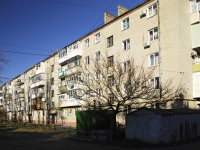 Azov, Chernomorsky alley, house 70. Apartment house