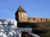 Azov, sample of architecture Алексеевские воротаDzerzhinsky st, sample of architecture Алексеевские ворота