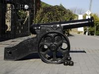 Азов, памятник Пушкаулица Дзержинского, памятник Пушка