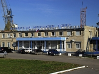 Azov, house 2Petrovskaya st, house 2