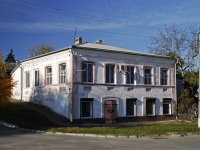 Azov, st Proletarsky spusk, house 16. Apartment house