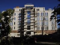 Azov, st Shmidt, house 2. building under construction